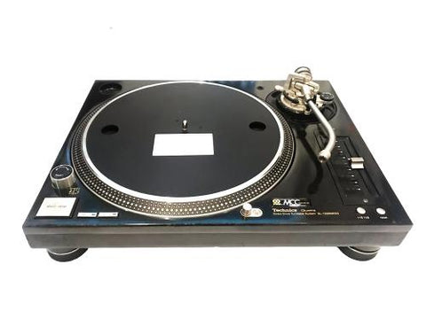 STOKYO MCC Technics SL1200MK5G Black Direct Drive Turntable