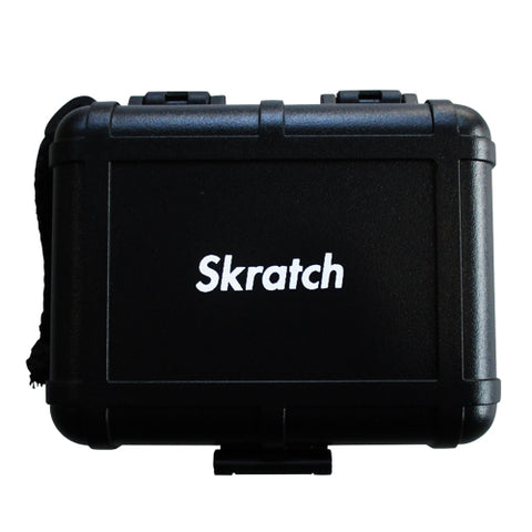 "PLANT RECORDS - ""Skratch"" Ltd. Black Box Cartridge Case"