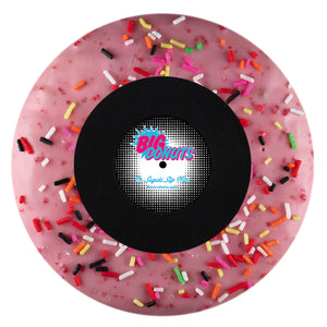 "Dr. Suzuki BIG DONUTS 7"" Control Slipmat (Single)"