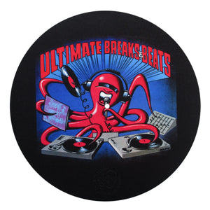 "Dr. Suzuki x Street Beat Records ULTIMATE BREAKS & BEATS 12"" Slipmat Pair"