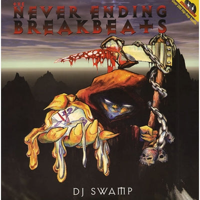 "DJ SWAMP - Never Ending Breakbeats (2x12"")"