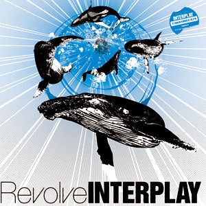 "DJ Taiji - Revolve Interplay (12"")"