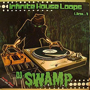 "DJ SWAMP - Infinite House Loops Vol. 1. (2x12"")"