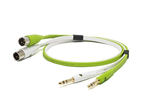 "Oyaide NEO d+ Class B TXM Cable (XLR-Male to 1/4"" TS)"