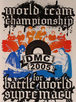 DMC World Team & Battle for World Supremacy 2005 (DVD)