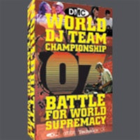 2007 Finals Of The DMC World Team & Battle For Supremacy (DVD)