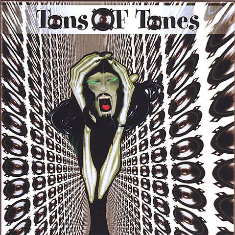 "DJ SWAMP - Tons of Tones (12"")"