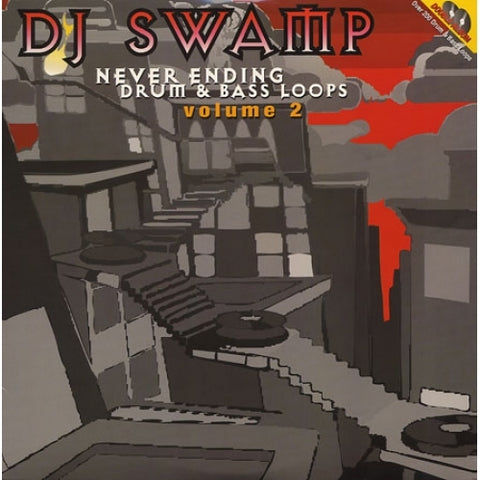 "DJ SWAMP - Never Ending Drum & Bass Loops Vol. 2 (2x12"")"