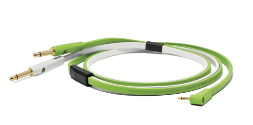 "Oyaide NEO d+ Class B MYTS Cable (Stereo Mini to 1/4"" TS)"