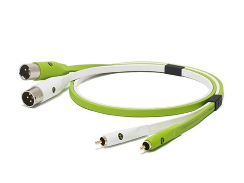 Open Box Oyaide NEO d+ Class B RXM Cable (RCA - XLR Male)