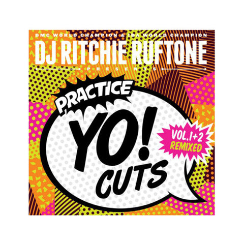 PRACTICE YO! CUTS VOL. 1+2 7″