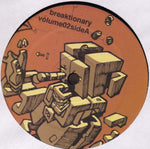 "DJ Q-Bert ‎– Breaktionary Volume 2 (12"")"