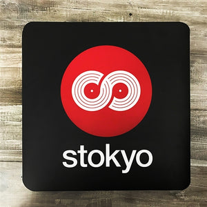 STOKYO Light Box Logo Poster