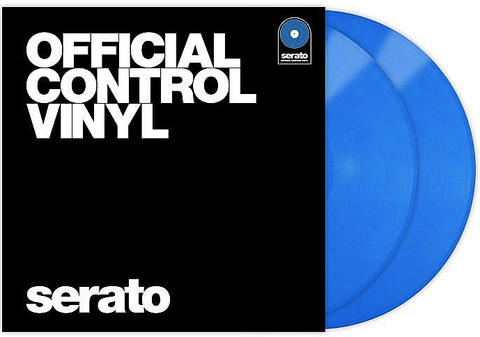 Serato Open Box B-stock (Blue Pair)