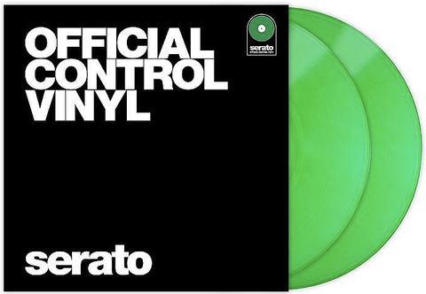 Serato Open Box B-stock (Green Pair)