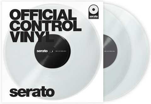 Serato Open Box B-stock (Clear Pair)