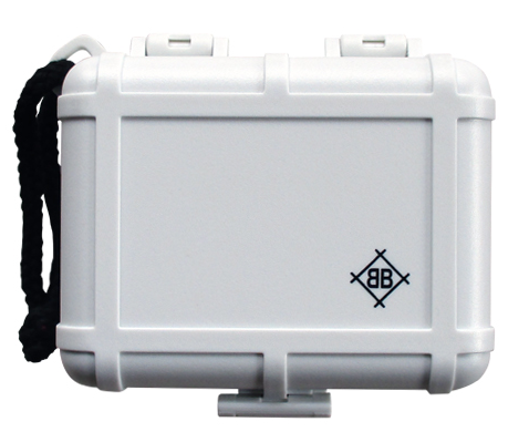 STOKYO Black Box Cartridge Case (White Edition)