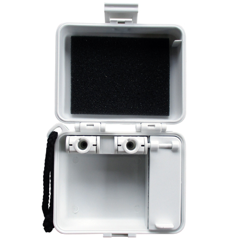 Black Box Cartridge Case (White Edition)