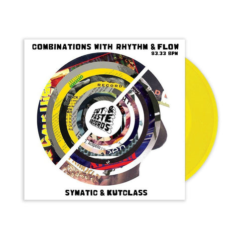 COMBINATIONS WITH RHYTHM & FLOW (SYMATIC & DARCY D) - 7″
