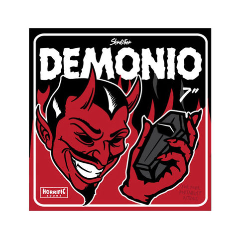 Demonio Breaks 7""