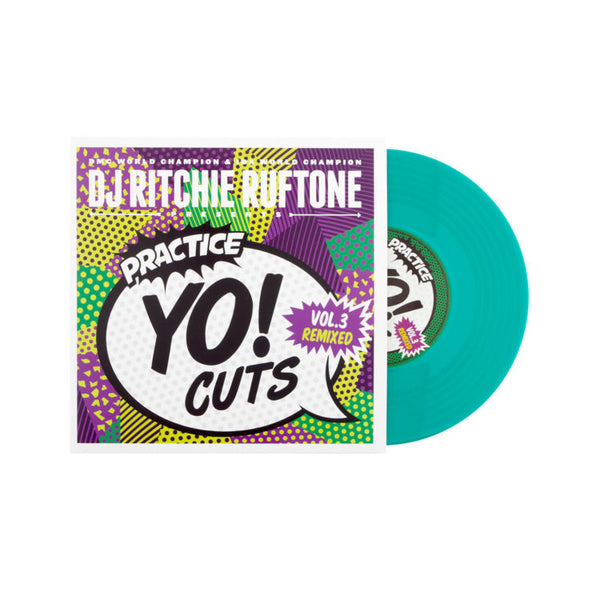 PRACTICE YO! CUTS 7″ VOL. 3