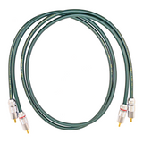 Oyaide NEO QAC-222 RCA INSTRUMENT Cable Pair