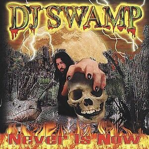 DJ SWAMP - Never Is Now (CD)