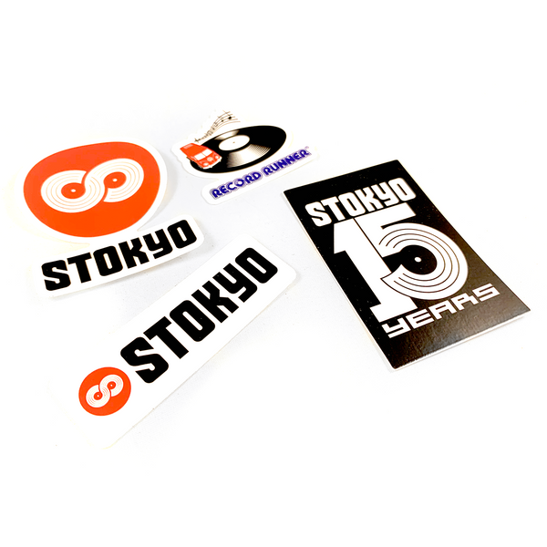 STOKYO Sticker Pack