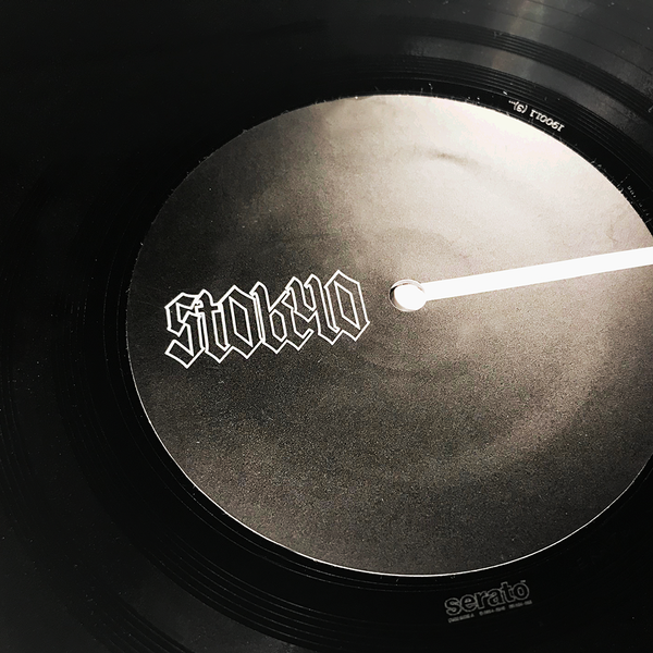 "SSL 2.0 STOKYO ""O.G."" Control Vinyl (Single)"