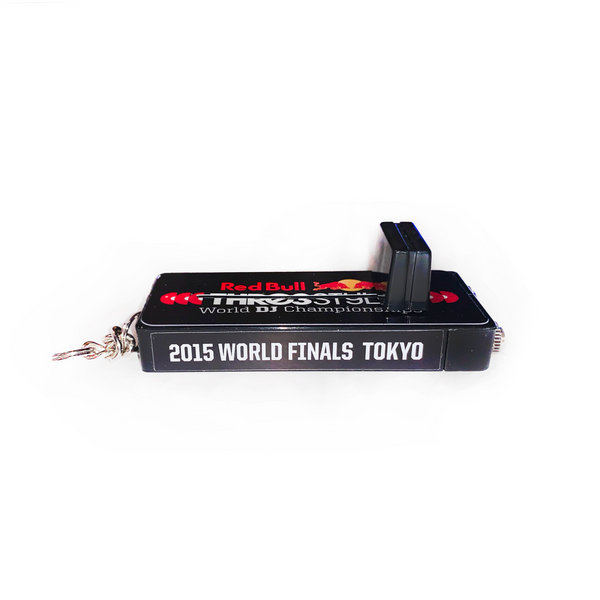 SUPER RARE! 2015 Tokyo Japan Red Bull Thre3style FRISK FADER