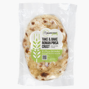 8x12-inch Pinsa Crust Bundle (3x2/pack)