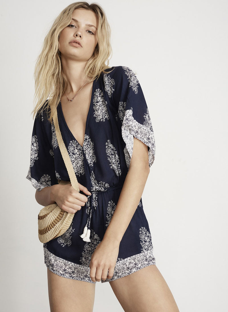 Yacht Playsuit