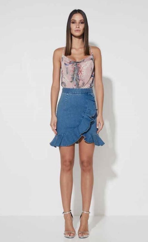 The Strike Back Skirt