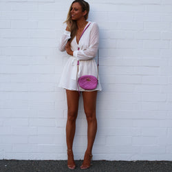 Lap of Luxury Romper