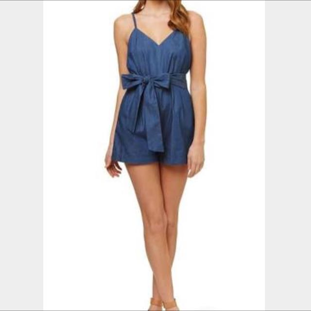 Chambray Sorrento Playsuit