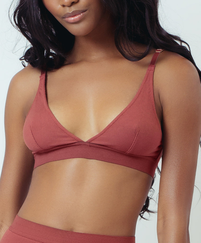 TALL TRIANGLE BRALETTE