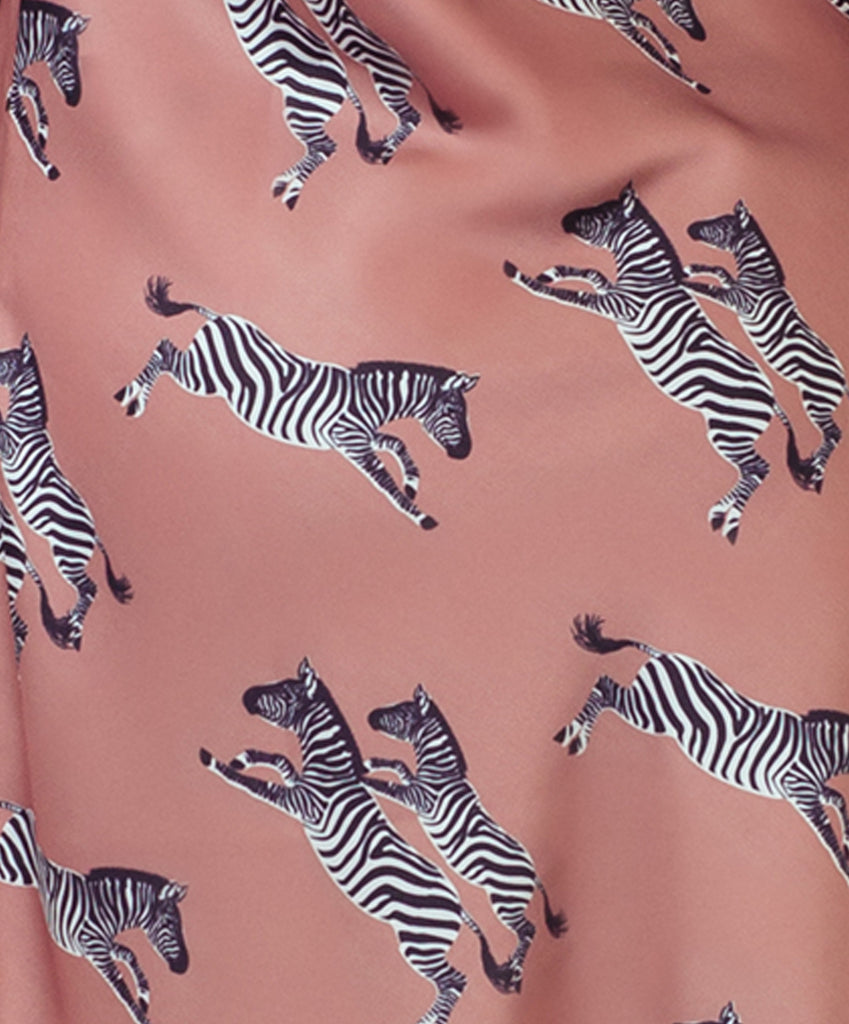 ZEBRA MINI SLIP