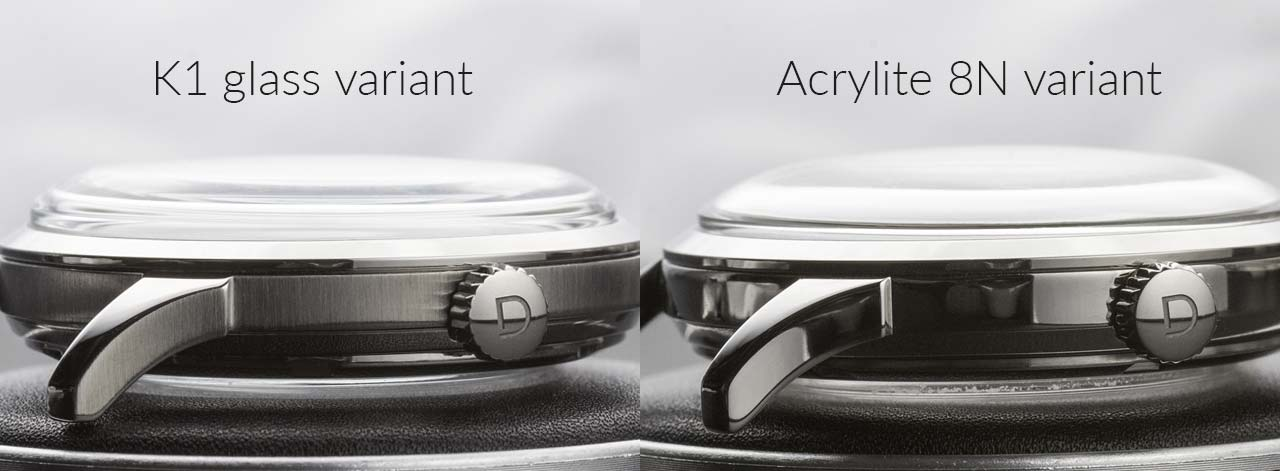 K1 glass vs Acrylic crystal for a vintage watch
