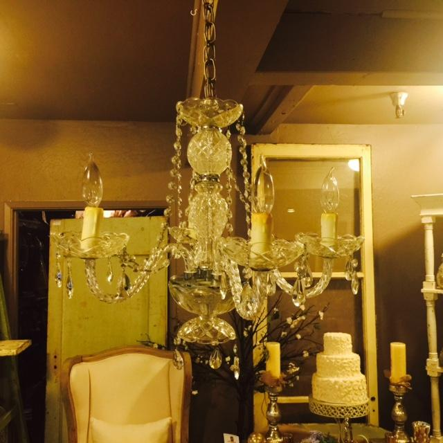 Chandelier Amalie Crystal 23