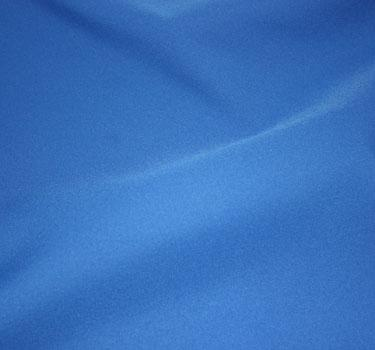 Electric Blue 8' Banquet Poly Solid Linen 60
