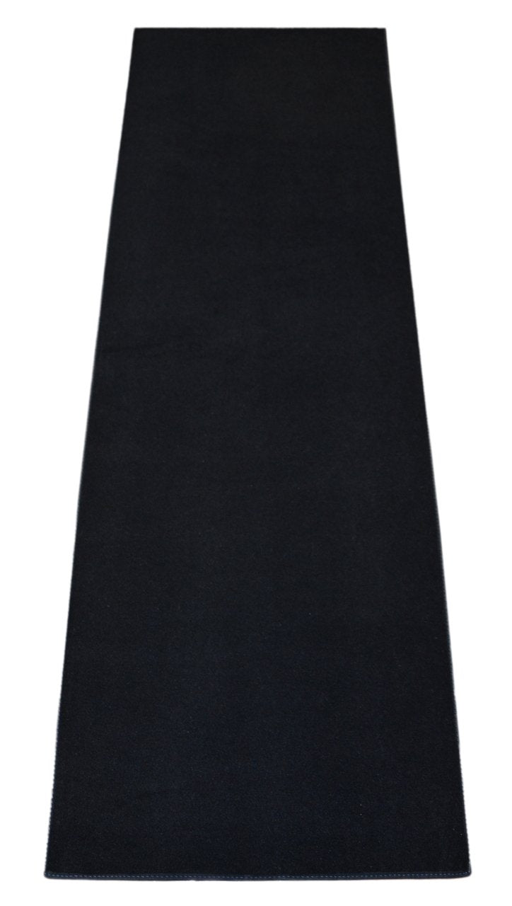 Black Carpet Runner 6'W X 40'L