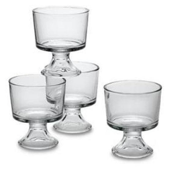 Dessert Bowl Glass10 Oz