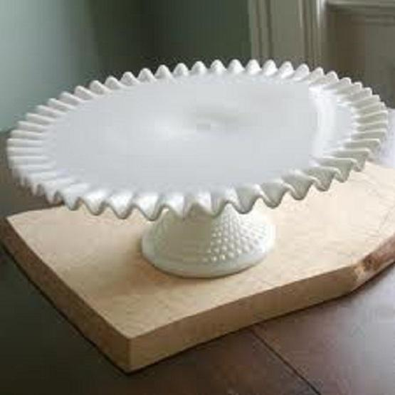 Cake Stand Procelain 12