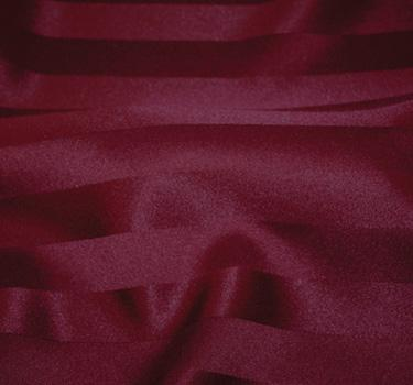 Satin Stripe Burgundy 90