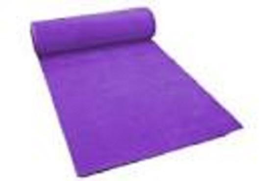 Regal Purple Carpet Runner 4'X15'