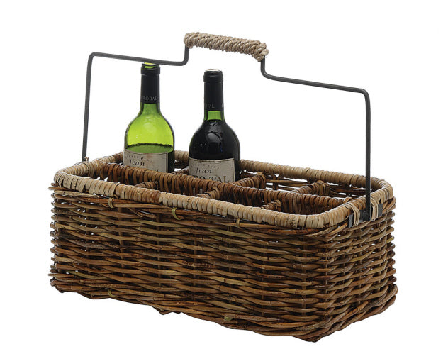 Country French Wine Holder