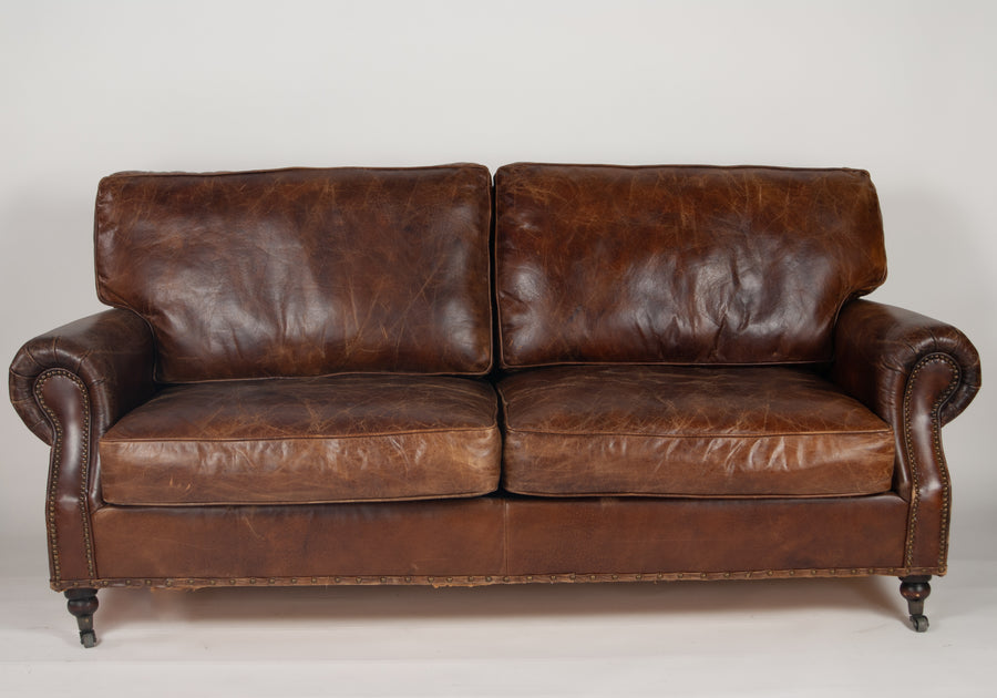 Ashford Leather Sofa