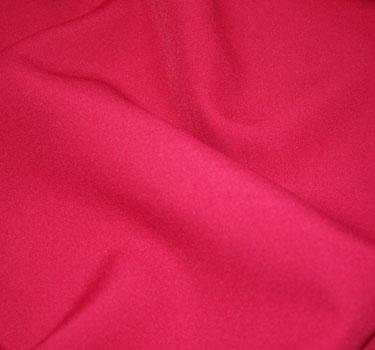 Raspberry 8' Tabledrape Poly Solid Linen 90