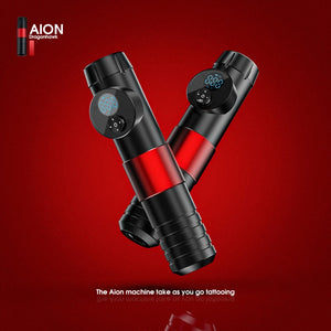 Dragonhawk Aion Wireless Cordless Tattoo Pen Machine with Replaceable Battery