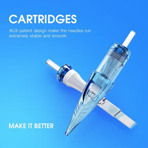 WJX Tattoo Cartridges Standard Round Liner 1211RLB